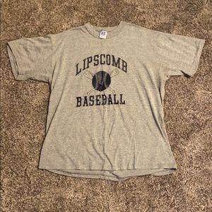 Lipscomb Baseball large shirt